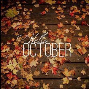 October Newsletter!