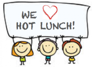 Spring 2019 Hot Lunch Ordering Session