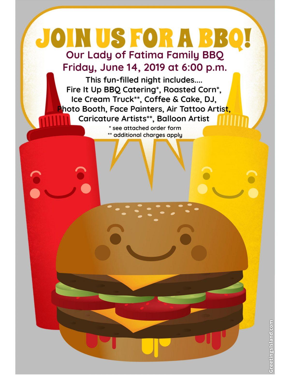 OLF CSC Annual BBQ!